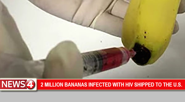 HIV BANANAS