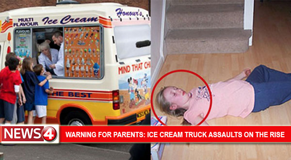 ICE CREAM ASSAULTS